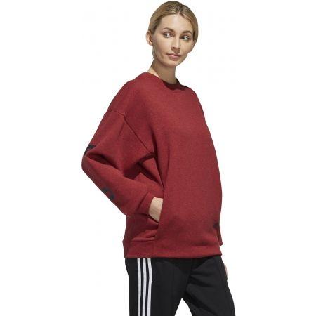 Дамски суитшърт - adidas W S2S SWT CREW - 5