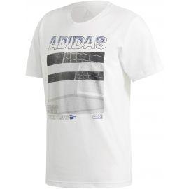 adidas MH PHOTO TEE - Pánské tričko