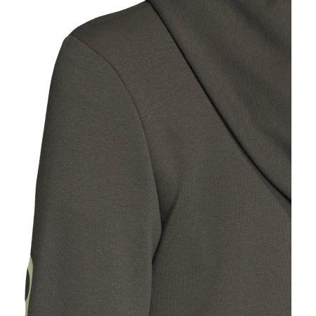 Women's hoodie - adidas W E LIN FZ HD - 10