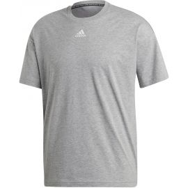 adidas M MH 3S TEE - Мъжка тениска