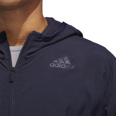 Hanorac sport de bărbați - adidas LOGO HOODIE - 8