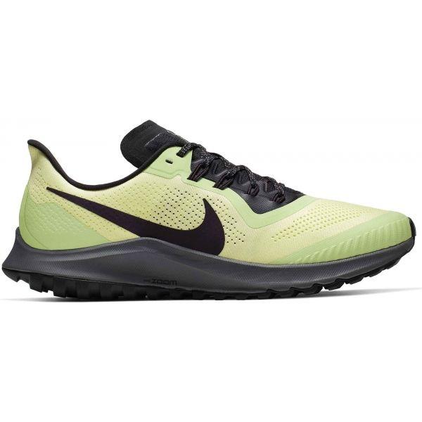 Nike AIR ZOOM PEGASUS 36 TRAIL žlutá 10.5 - Pánská běžecká obuv