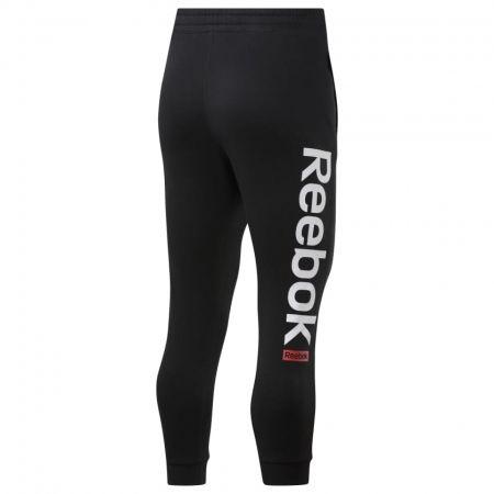 Men's joggers - Reebok TE BIG LOGO JOGGER - 2