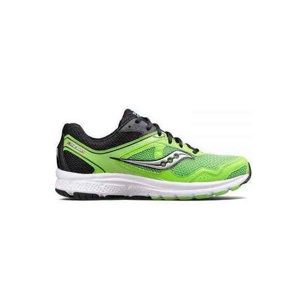 Saucony COHESION 10 zielony 9 - Obuwie do biegania męskie