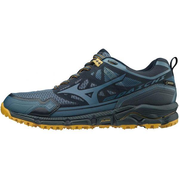 Mizuno WAVE DAICHI 4 GTX modrá 12 - Pánská běžecká obuv