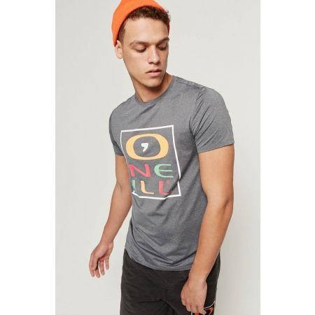 Pánské tričko - O'Neill HM ARCHIVE-HYBRID T-SHIRT - 3