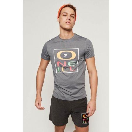 Pánské tričko - O'Neill HM ARCHIVE-HYBRID T-SHIRT - 4