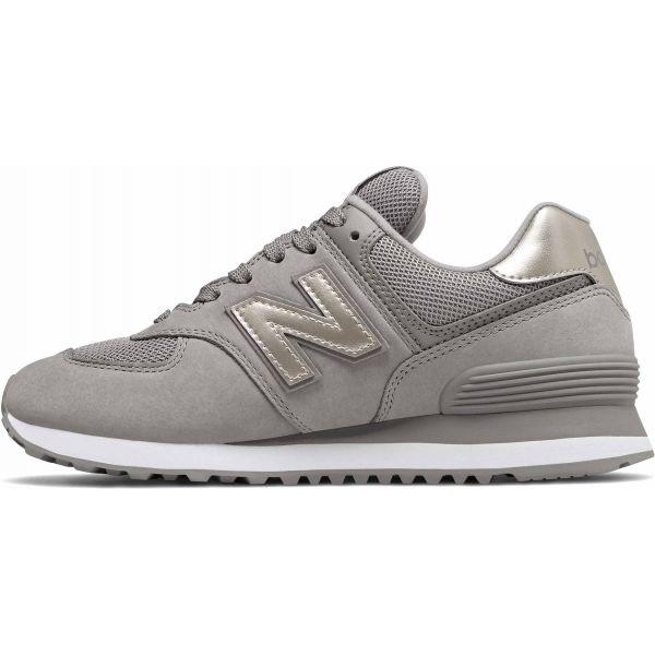 New Balance WL574WNK - Dámska vychádzková obuv