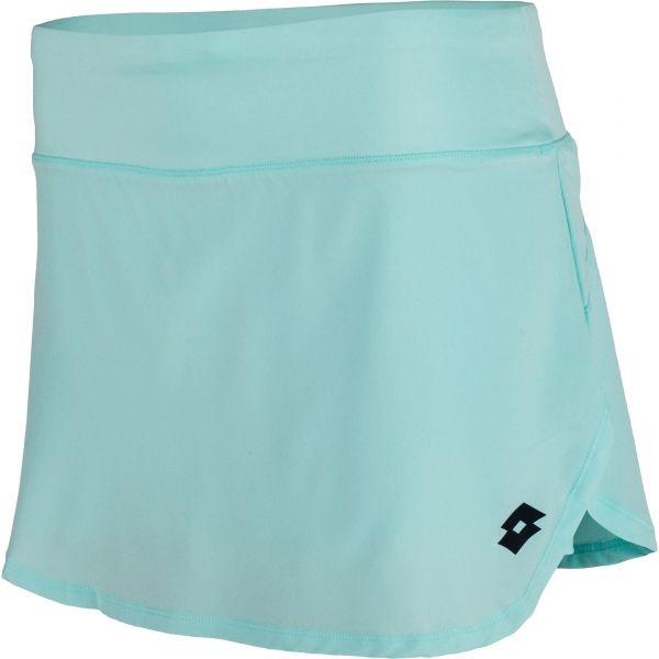 Lotto TOP TEN SKIRT PL modrá XL - Dámská tenisová sukně