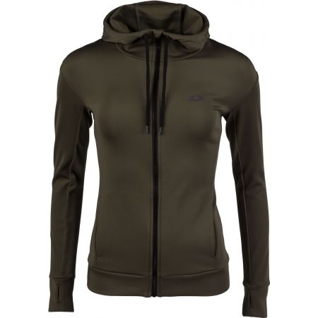 Lotto VABENE W SWEAT FZ HD PL - Hanorac sport damă