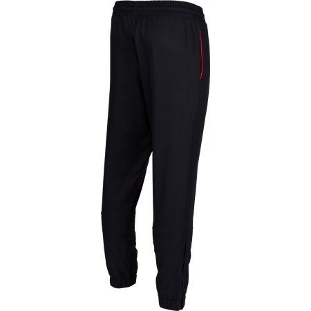 Мъжки спортни панталони - Lotto LOGO II PANT CUFF DB - 3