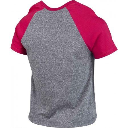 Women's T-shirt - Vans WM ATTENDANCE RINGER RAGLAN - 3