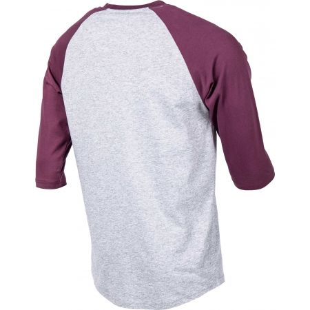 Men's 3/4 sleeve T-shirt - Vans MN VANS CLASSIC RAGLAN ATHLETIC - 3