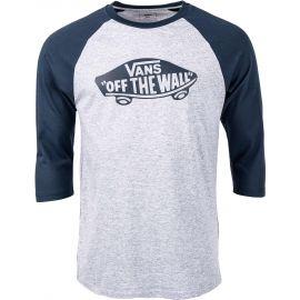 Vans MN OTW RAGLAN ATHLETIC - Men's 3/4 sleeve T-shirt