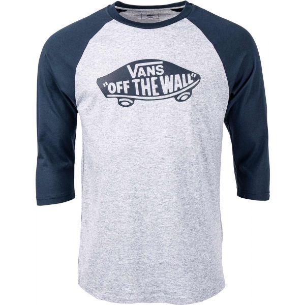 Vans MN OTW RAGLAN ATHLETIC - Pánske tričko s 3/4 rukávom