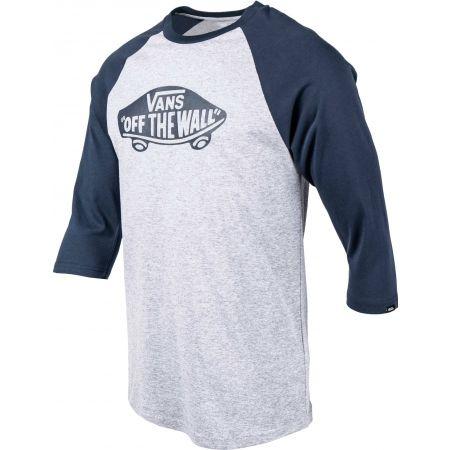 Pánske tričko s 3/4 rukávom - Vans MN OTW RAGLAN ATHLETIC - 2