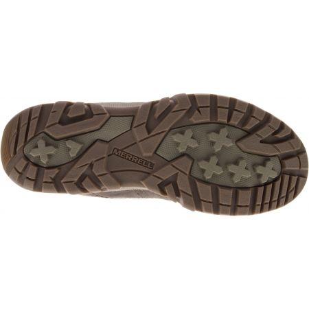 Pánské vycházkové boty - Merrell ANVIK PACE MID WP - 2
