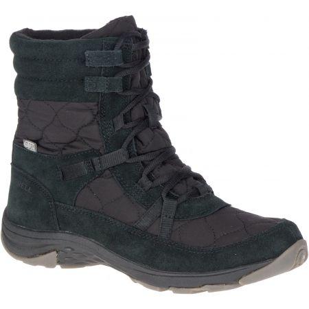 Merrell APPROACH NOVA MID LACE PLR WP - Dámské zimní boty