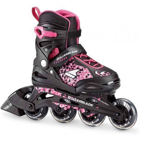 Dívčí in-line brusle - Rollerblade THUNDER G
