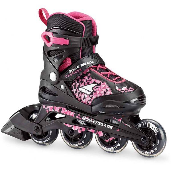 Rollerblade THUNDER G - Dievčenské kolieskové korčule