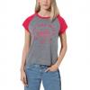 Women's T-shirt - Vans WM ATTENDANCE RINGER RAGLAN - 4