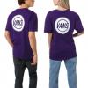 Unisex tričko - Vans WM TAPER OFF OS EMEA - 5