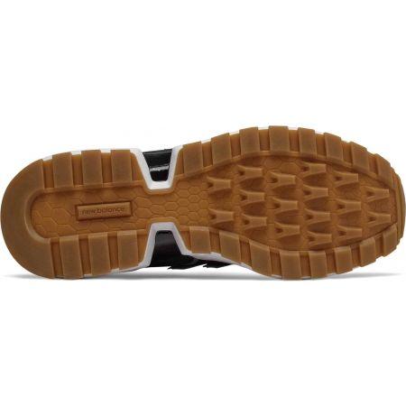 Pánská volnočasová obuv - New Balance MS574ASR - 4