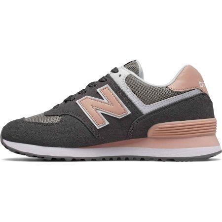 Дамски обувки за свободното време - New Balance WL574NDB - 2