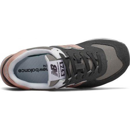 Дамски обувки за свободното време - New Balance WL574NDB - 3