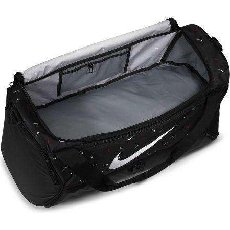 Geantă sport - Nike BRASILIA M DUFF - 9.0 AOP 2 - 4