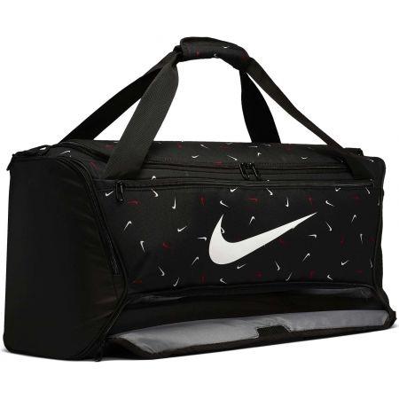 Geantă sport - Nike BRASILIA M DUFF - 9.0 AOP 2 - 5