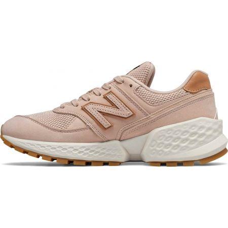 Dámska obuv na voľný čas - New Balance WS574ADA - 2