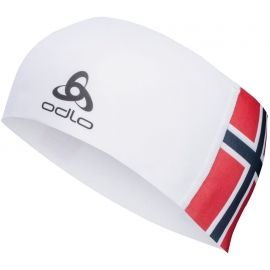 Odlo COMPETITION FAN WARM HEADBAND - Banderolă universală