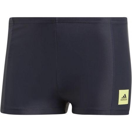 Pánské plavky - adidas FITNESS BOXER SOLID - 1
