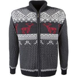 Kama MERINO SVETR 4048 - Pánský pletený svetr