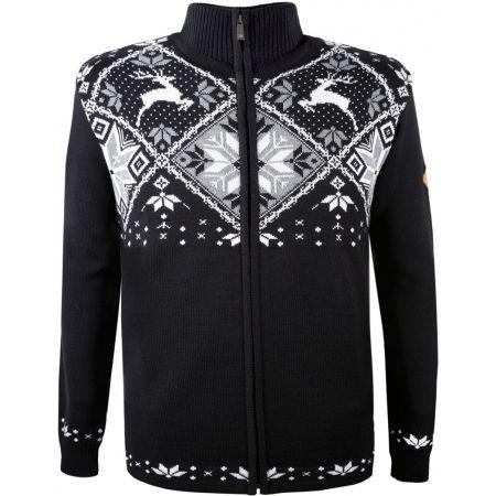 Kama MERINO SWEATER 4055 - Full-zip knitted sweater