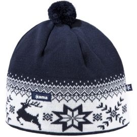 Kama KNITTED MERINO HAT AW01 - Knitted wind resistant hat