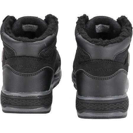 Chlapčenská zimná obuv - Umbro REDHILL HIGH W PROOF JUN - 7