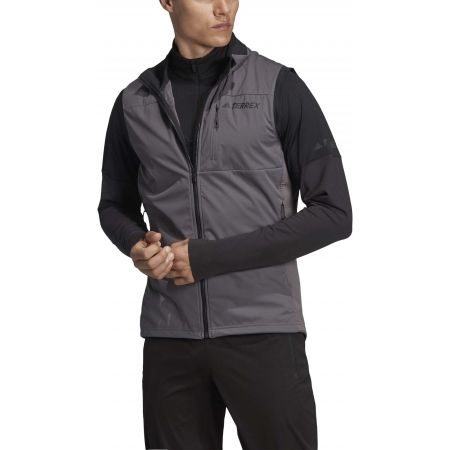 Pánská outdoorová vesta - adidas XPERIOR VEST - 3