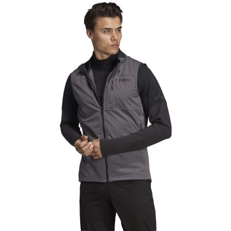Pánská outdoorová vesta - adidas XPERIOR VEST - 4