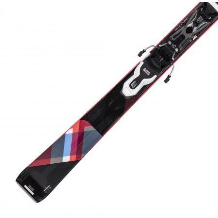 Dámské sjezdové lyže - Rossignol UNIQUE 8 + XPRESS W 10 - 4