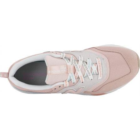 Dámská vycházková obuv - New Balance CW997HKC - 5