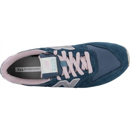 Dámská vycházková obuv - New Balance WL996AE - 5