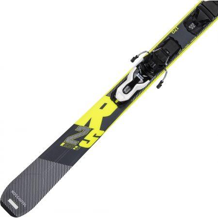 Pánske zjazdové lyže - Rossignol REACT 2S+XPRESS 10 - 6