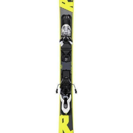 Pánske zjazdové lyže - Rossignol REACT 2S+XPRESS 10 - 5