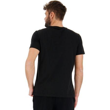 Мъжка тениска - Lotto SUPRA TEE JS - 5
