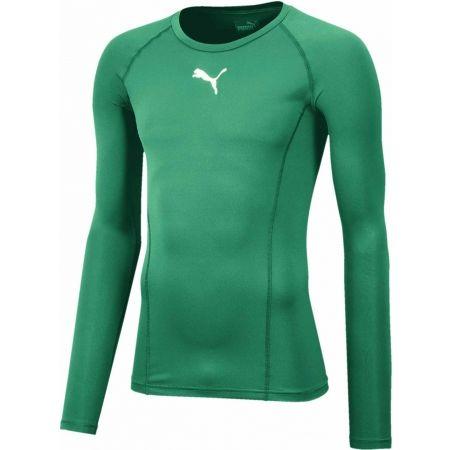 Puma LIGA BASELAYER TEE LS - Pánske funkčné tričko