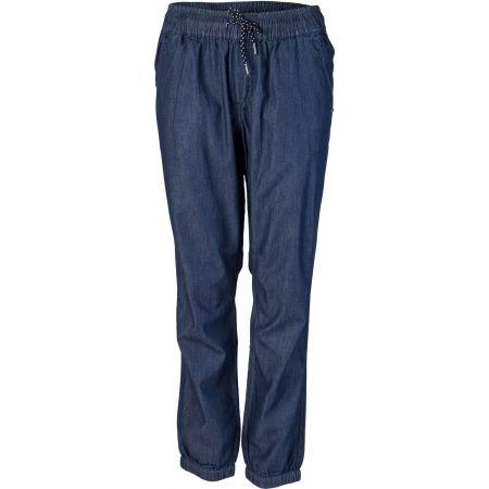 Pantaloni de trening damă cu aspect de blugi - Willard SILVA - 2