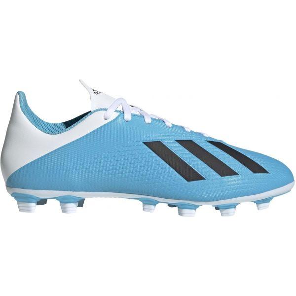adidas X 19.4 FXG modrá 10 - Pánské lisovky