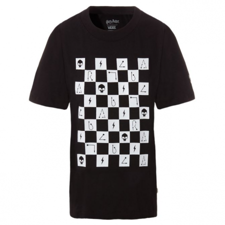Dámské tričko - Vans WM DARK ARTS HOODIE HARRY POTTER - 1